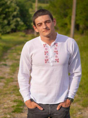 кенарена-мъжка-риза-с-българска-шевица
