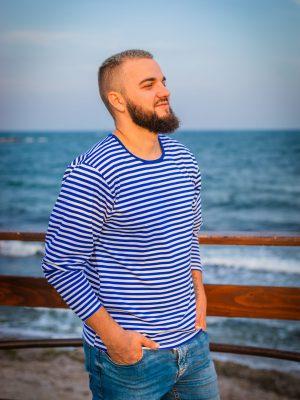 Моряшка-тениска-с-дълъг-ръкав