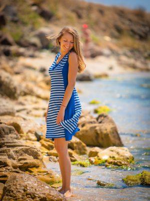 дамска-морска-рокля-жани
