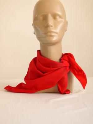 червена-памучна-кърпа