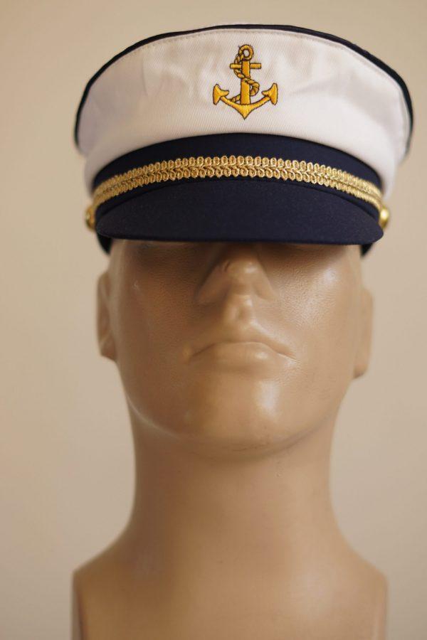 капитанска-шапка-с-котва